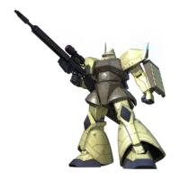 MS-14G 陸戦型ゲルググ 指揮官機仕様 [Gelgoog Ground Type (Commander Type)]