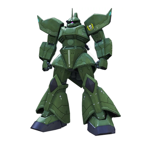 MS-14G 陸戦型ゲルググ[ヴィッシュ・ドナヒュー専用機] [Gelgoog Ground Type Visch Donahue Custom]