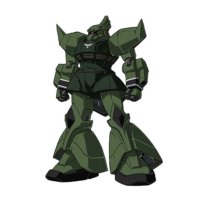 MS-14A ゲルググ(量産型)[袖付き仕様機]