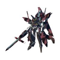 GNW-001/hs-T01 ガンダムスローネアイン トゥルブレンツ [Gundam Throne Eins Turbulenz]