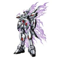 XM-XX(EMS-TG02) ゴーストガンダム [Ghost Gundam]