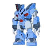 MS-13 ガッシャ [Gasshia]