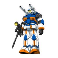 RX-77 ガンキャノン GPBカラー