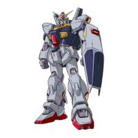 RX-178 ガンダムMk-II [Gundam Mk-II AEUG colors]