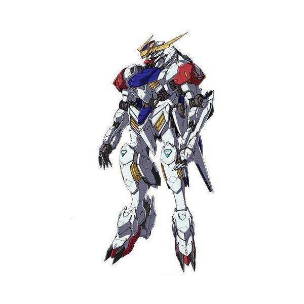 ASW-G-08 ガンダム・バルバトスルプス [Gundam Barbatos Lupus]
