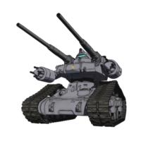 RTX-65 ガンタンク初期型 《THE ORIGIN》