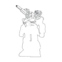 RX-77-3 ガンキャノン重装型 ビーム・キャノン装備型