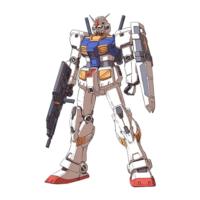 RX-78-7 ガンダム7号機 [7th Gundam]