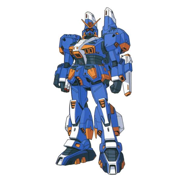 RAG-79-G1 水中型ガンダム [Waterproof Gundam]