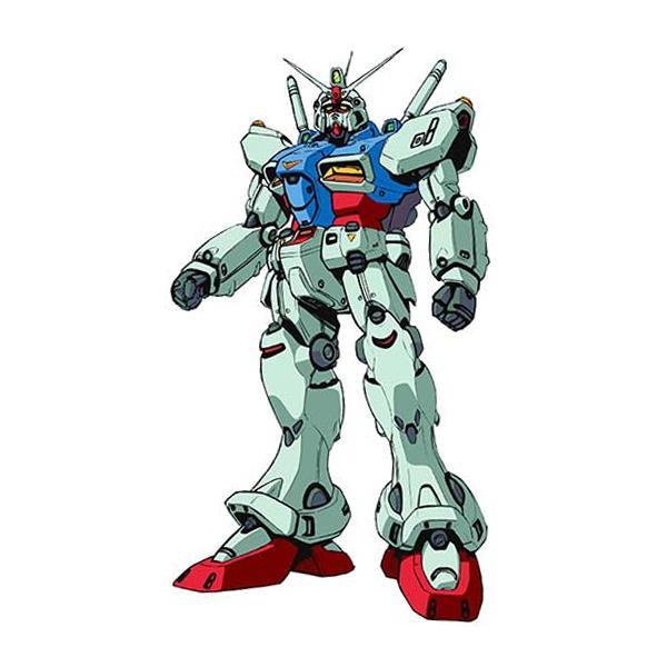 "RX-78GP01 ガンダム試作1号機〈ゼフィランサス〉 [Gundam ""Zephyranthes""]"