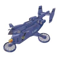 CB-X5[SGT] ガンペリー強襲型〈ガンペリー・シギント〉 [Assault Type Gunperry]