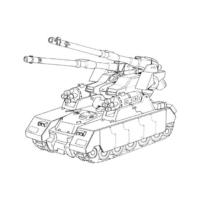 RX-75E 局地戦型ガンタンク(オセアニア仕様機)