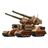 RX-75 ガンタンク [砂漠の鷹旅団所属機]《サンダーボルト》