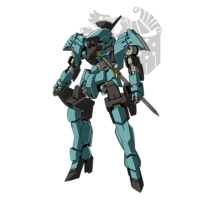 EB-06r グレイズリッター(地上戦仕様)