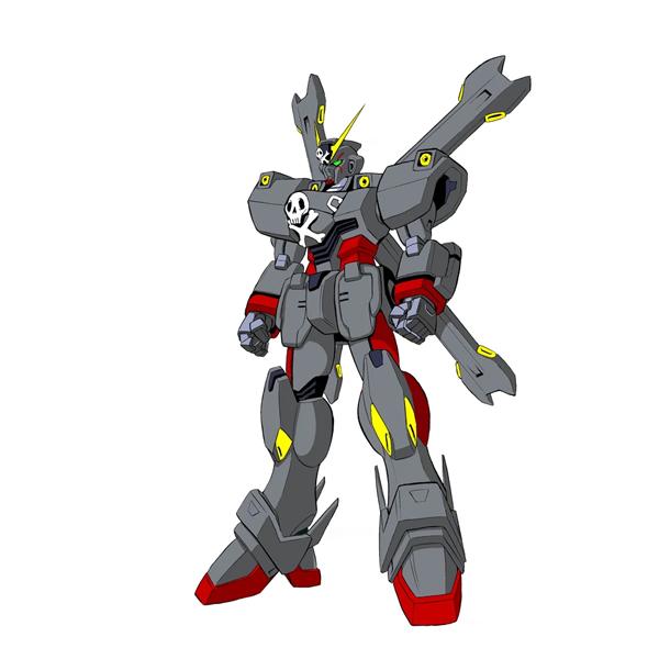 """XM-X0 クロスボーン・ガンダムX-0〈クロスボーン・ガンダム ゴースト〉[Crossbone Gundam X-0 """"Crossbone Gundam Ghost""""]"""