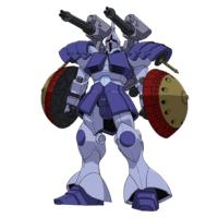 YMS-15 ギャンバルカン