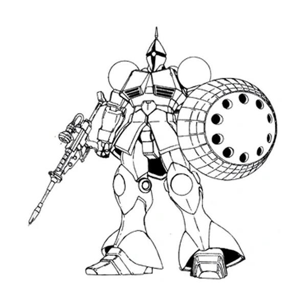 YMS-15 ギャン[サザキ・ススム機]