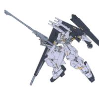 RX-124 ガンダムTR-6〈ギャプランII〉 [Gundam TR-6 (Gaplant II)]