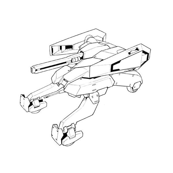 NK-17 ギャラルホルンモビルワーカー