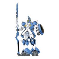 YMS-15E ギャン・エーオース[ユーマ・ライトニング専用機] [Gyan EOS Uma Lightning Custom]