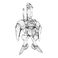 AMX-002 ガザB