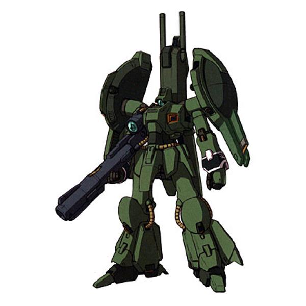 AMX-006 ガザD[袖付き仕様機]
