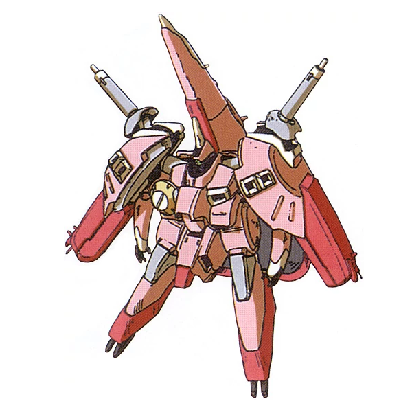 AMX-007 ガザE