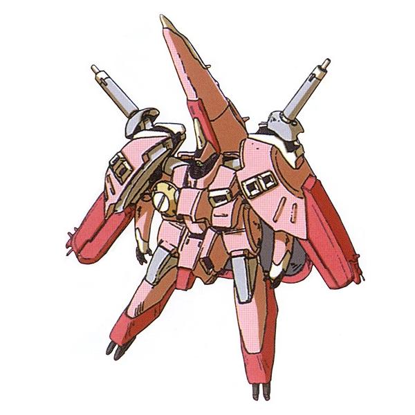 AMX-007 ガザE