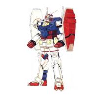 RX-79EX-1 ゼファーガンダム [Zephyr Gundam]