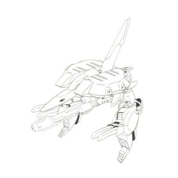 AMX-010 ガザG