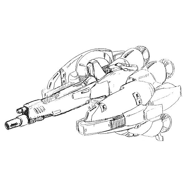 AMX-011 ガザG