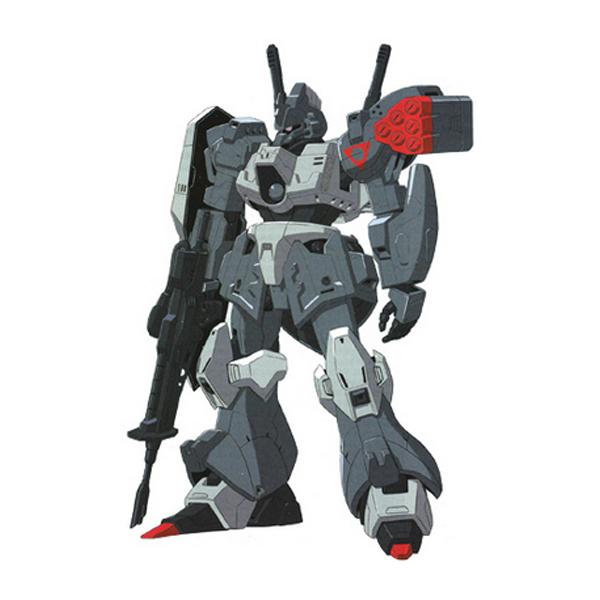 AMX-117LG ガズLグラウ [Gaz-L Grau]