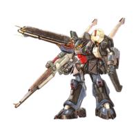 AMX-008B ガ・ゾウム(ガンナータイプ)
