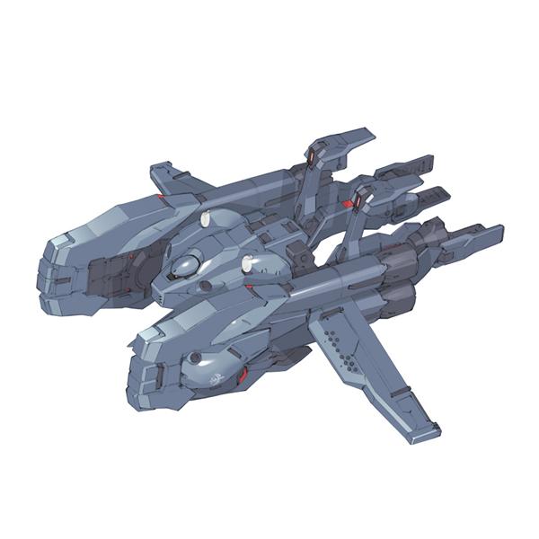 AMX-008M ガ・ゾウムマリンタイプ [Ga-Zowmn Marine Type]《A.O.Z》