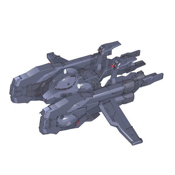 AMX-008M ガ・ゾウムマリンタイプ[コルト専用機] [Ga-Zowmn Marine Type]《A.O.Z》