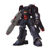 AMX-008 ガ・ゾウム[袖付き仕様機]