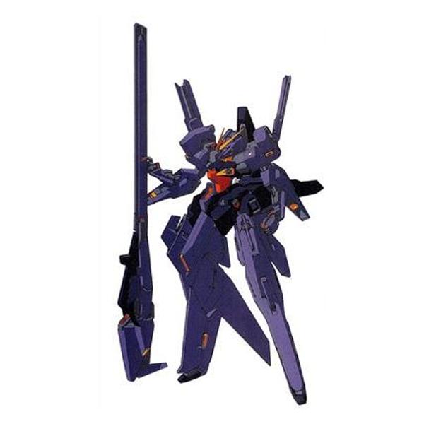 RX-124 ガンダムTR-6〈ハイゼンスレイII〉(実戦配備仕様) [Gundam TR-6 (Hyzenthlay II)]