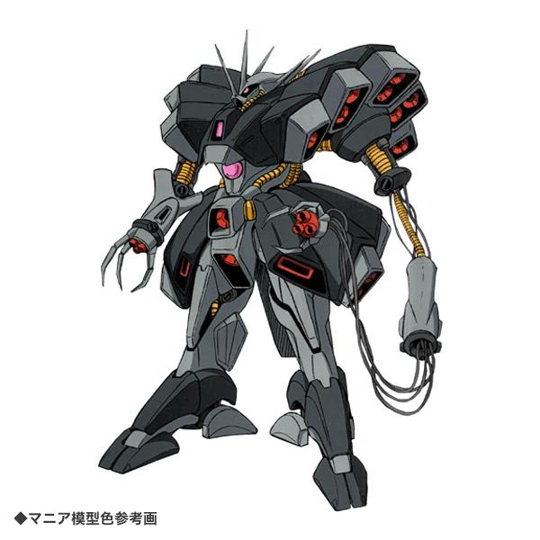 AMX-103 ハンマ・ハンマ[グレミー軍仕様機]