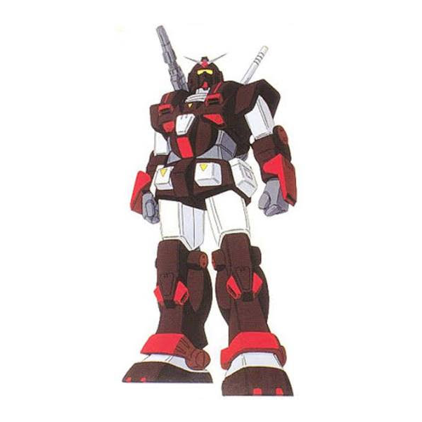 FA-78-2 ヘビーガンダム [Heavy Gundam]