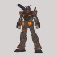 FA-78-2 ヘビーガンダム [Heavy Gundam]《THE ORIGIN》