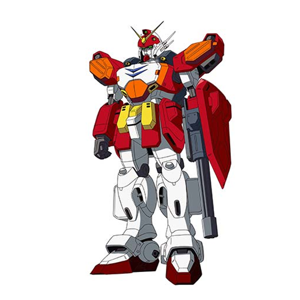 XXXG-01H ガンダムヘビーアームズ [Gundam Heavyarms]
