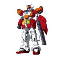 XXXG-01H2 ガンダムヘビーアームズ改 [Gundam Heavyarms Custom]