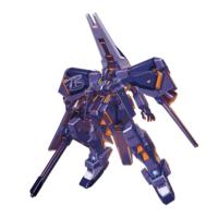 RX-121-1 ガンダムTR-1〈ヘイズル改〉イカロス・ユニット・実戦配備仕様 [Gundam TR-1 (Hazel Custom) w/Icarus Unit]