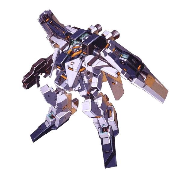 RX-121-1 ガンダムTR-1〈ヘイズル改〉イカロス・ユニット試作プラン
