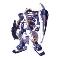 RX-121 ガンダムTR-1〈ヘイズル〉(フルアーマー・タイプ) [Gundam TR-1 [Hazel] Full Armor Form]