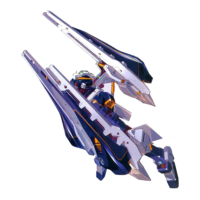 RX-121 ガンダムTR-1〈ヘイズル〉高機動形態 [Gundam TR-1 [Hazel] High Mobility Form]