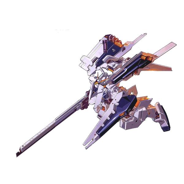 RX-121-1+FF-X29A ガンダムTR-1〈ヘイズル・ラー〉 [Gundam TR-1 (Hazel-Rah)]