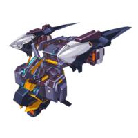 RX-121-2+FF-X29A ガンダムTR-1〈ヘイズル・ラーII〉