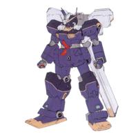 RX-121-2 ガンダムTR-1〈ヘイズル2号機〉(T3部隊カラー) [Gundam TR-1 [Hazel II]]