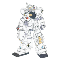 RX-121-1 ガンダムTR-1〈ヘイズル改〉サブアーム装備 [Gundam TR-1 (Hazel Custom) w/Sub Arm Unit]